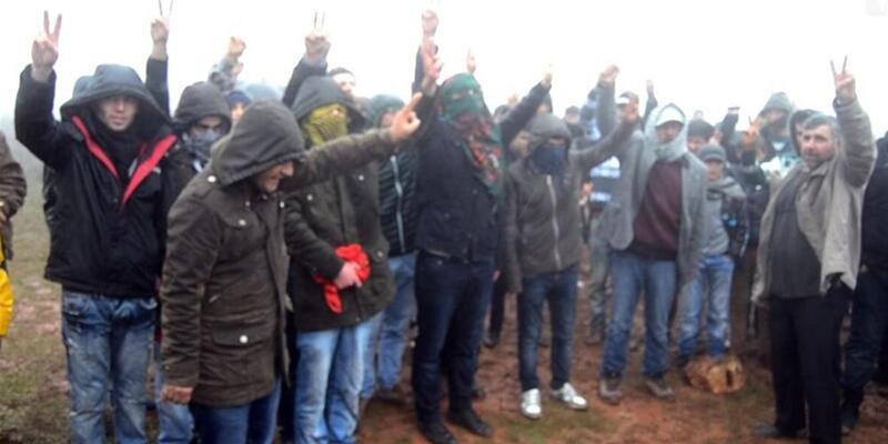 PKK operasyonunda 10 gözaltı