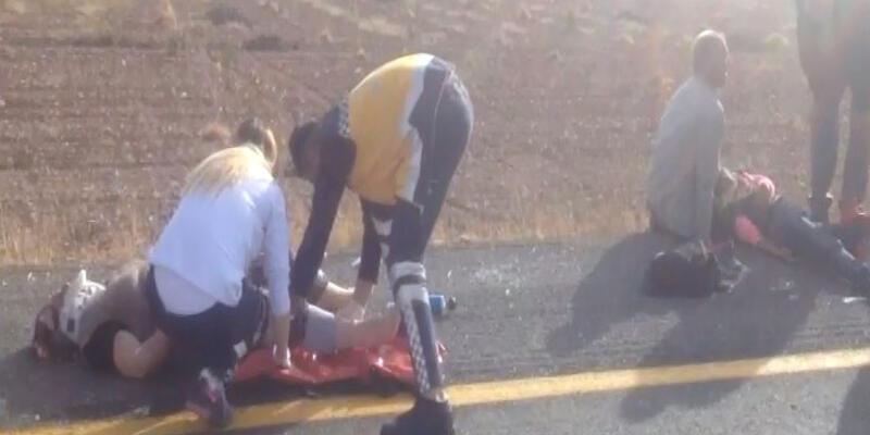 Birecik'te zincirleme kaza: 8 yaralı