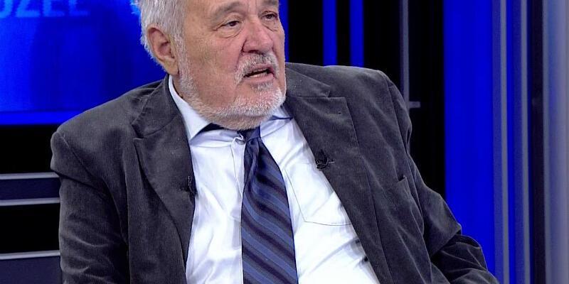 Prof. Dr. İlber Ortaylı'yı 'yılın tarihçisi' seçtiler