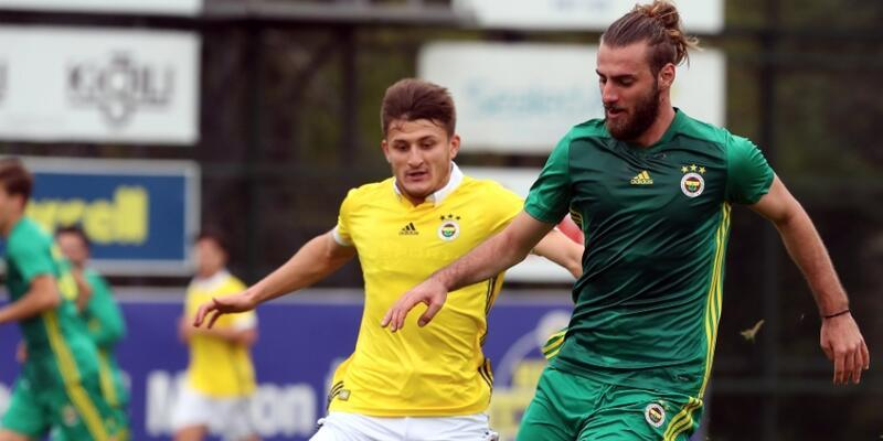 Fenerbahçe'den 5 gollü prova