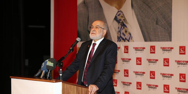Karamollaoğlu: Erdoğan'ın yola çıktığı arkadaşlarından etrafında kimse kalmadı