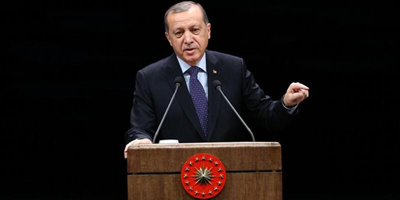 Cumhurbaşkanı Erdoğan AK Partili vekillerle toplantıda