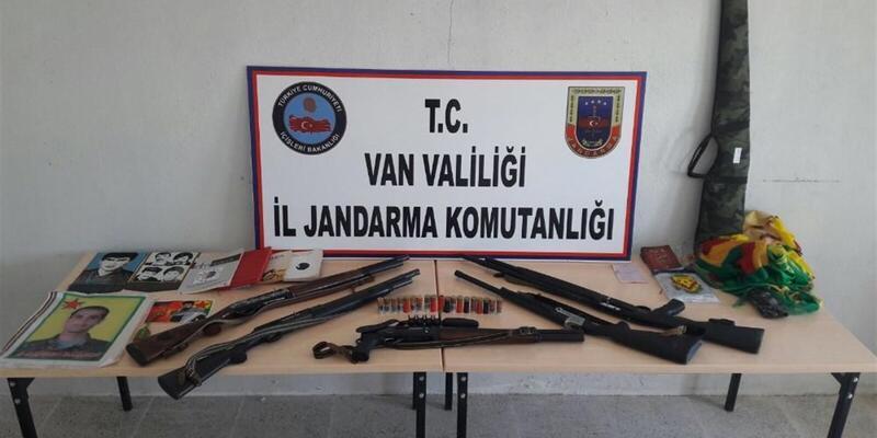 Van'da terör operasyonu: 23 gözaltı