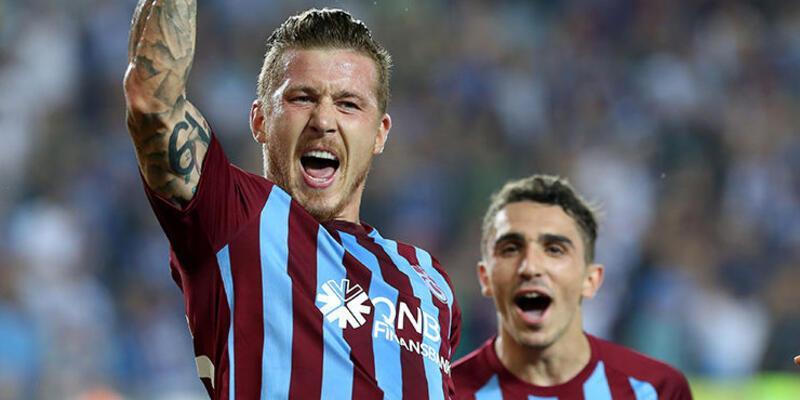Trabzonspor Kucka'yı Parma'ya sattı
