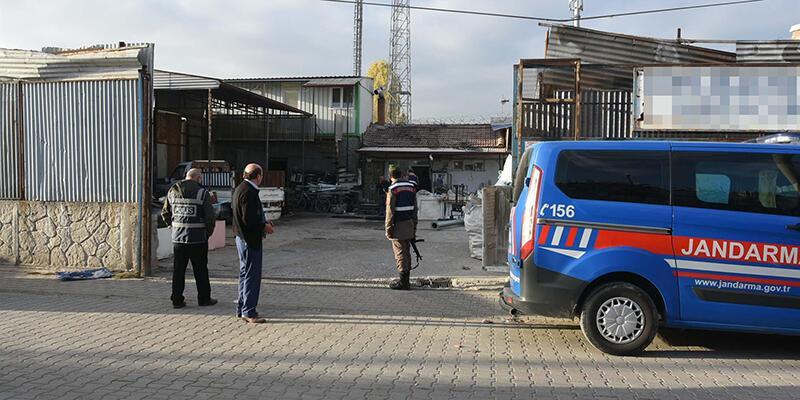 Polis ve jandarmadan ortak operasyon: 20 kişi gözaltında