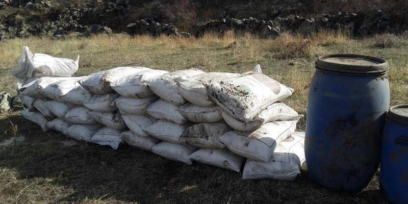 PKK'nın bombalı eylem planı deşifre edildi