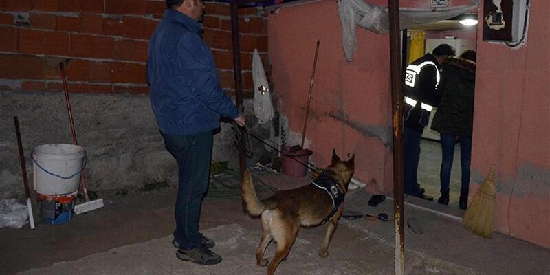 İzmir Emniyeti 6 ay izledi, bu sabah 300 polisle baskın yaptı