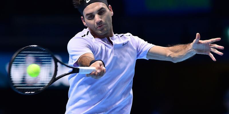 Zverev'i deviren Federer yarı finalde