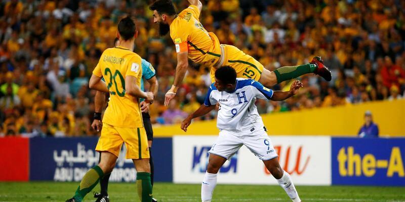 Avustralya 3-1 Honduras / Maç özeti