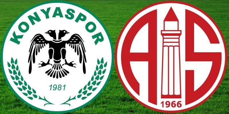 12. Hafta: Konyaspor-Antalyaspor maçı izle