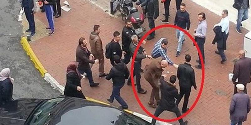 Osman Tanburacı'ya yumruk atan Y.Y. serbest bırakıldı