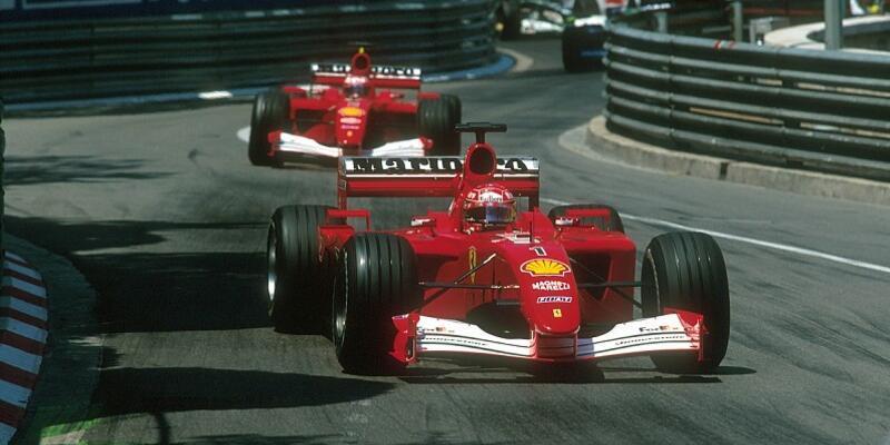 Michael Schumacher'in 'şampiyon' otomobili 7,5 milyon dolara satıldı