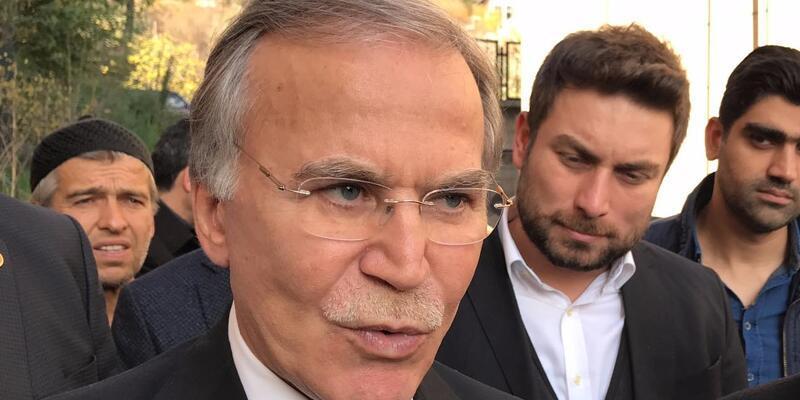 AK Parti'li Mehmet Ali Şahin'den seçim barajı açıklaması