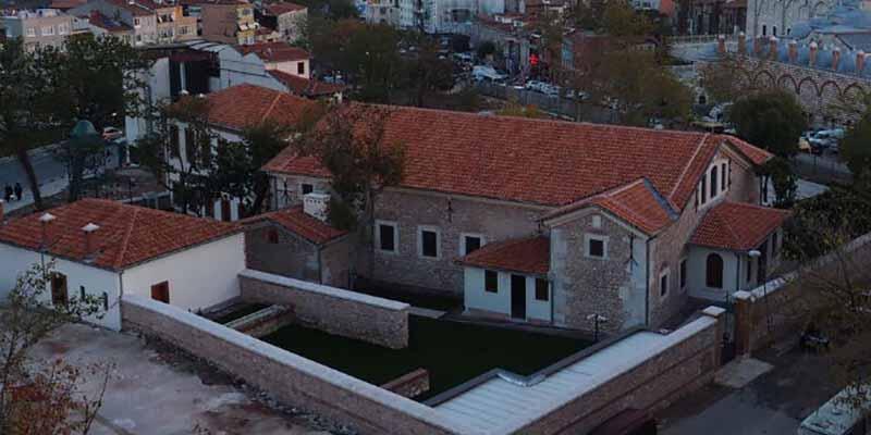 Aya Yorgi Kilisesi 3 yılda 4 milyona yenilendi: Pazar günü ibadete açılıyor