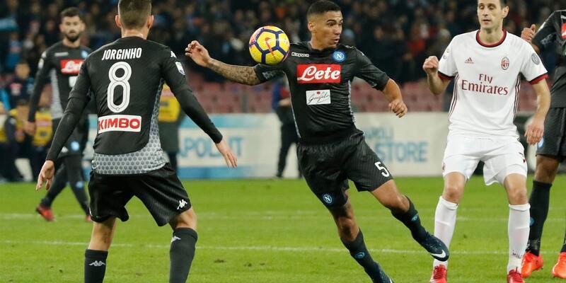 Napoli 2-1 Milan / Maç Özeti / İtalya Serie A