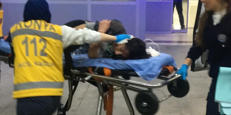 Konya'da eğlence merkezine silahlı saldırı