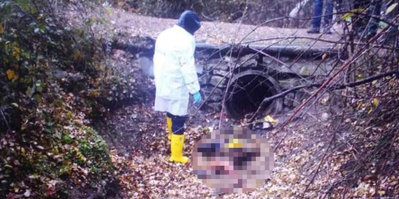 Bolu'da vahşet: Önce bıçakladı ardından yaktı