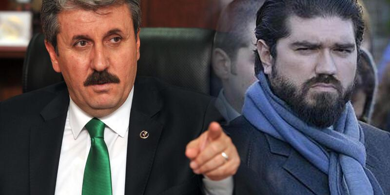 Mustafa Destici'den Rasim Ozan Kütahyalı'ya tepki