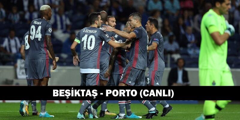Beşiktaş-Porto maçı izle | TRT 1 canlı yayın