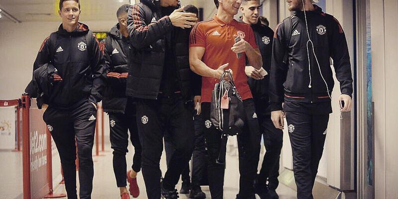De Gea'dan ilginç Ibrahimovic paylaşımı