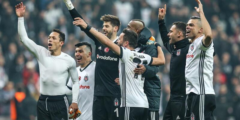 Beşiktaş'ta futbolculara verilecek prim belli oldu
