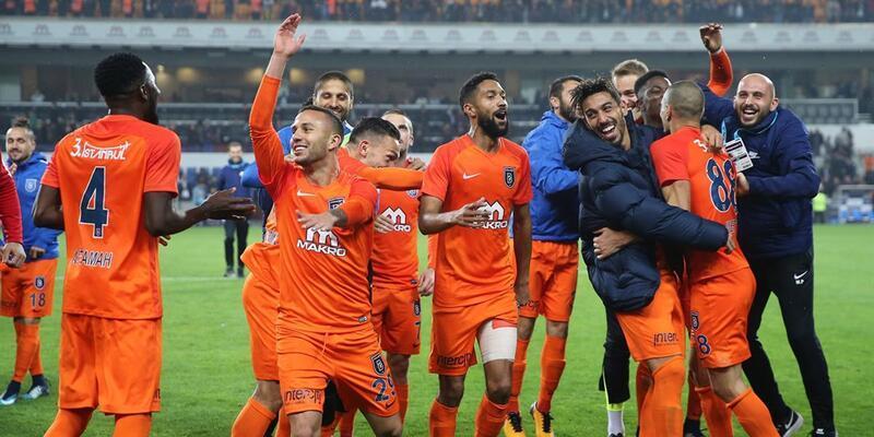 Ludogorets-Başakşehir maçı muhtemel 11'leri