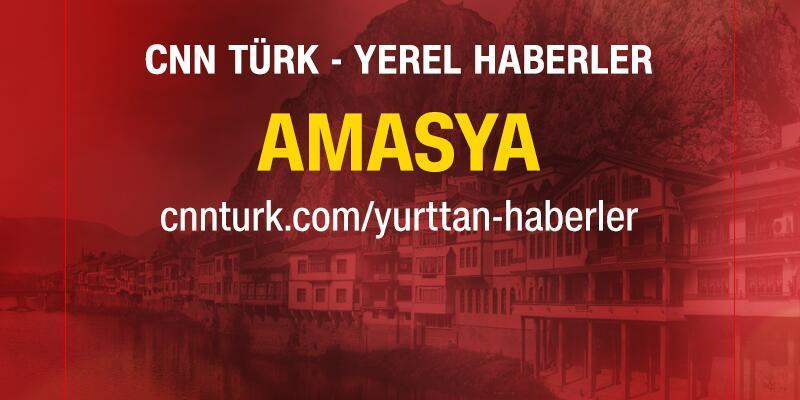 Amasya'da 3,6 büyüklüğünde deprem