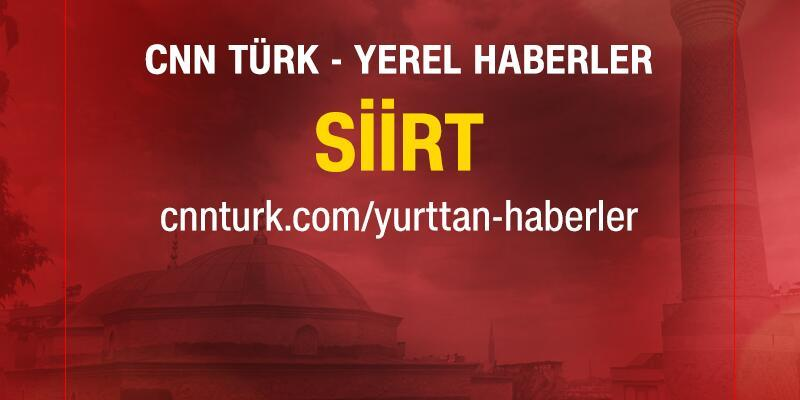 Siirt'te askeri araca EYP'li saldırı: 1 şehit, 2 yaralı