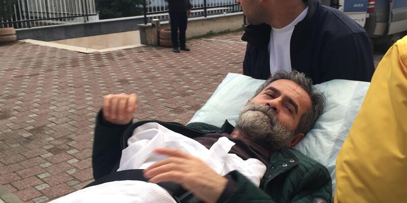 Ali Tarakçı sedye ile getirildiği emniyette, kendisini vuranları teşhis etti