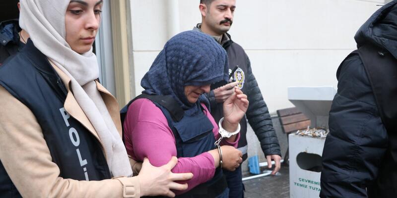 Oğlunu boğarak öldüren anne tutuklandı