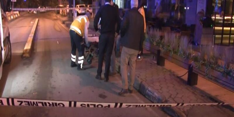 Kadıköy'de kanlı kavga: Arkadaşına kurşun yağdırdı