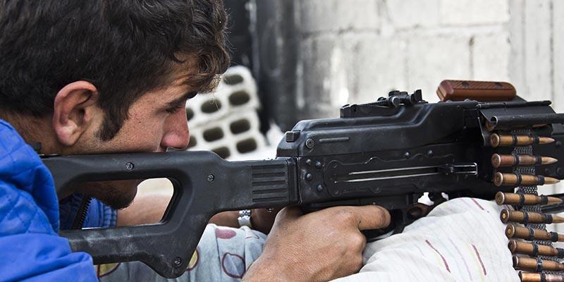 Suriye'deki 'PKK bölgesinde Ku Klux Klan bile eğitiliyor' iddiası