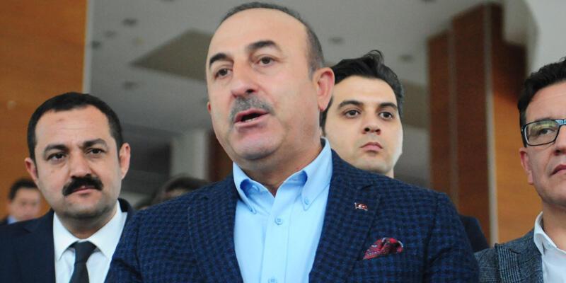 Bakan Çavuşoğlu: 'Trump'ın bu sözünü tutmasını beklemek en doğal hakkımız'