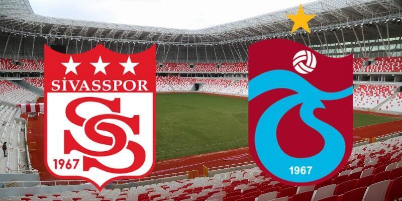 Canlı: Sivasspor-Trabzonspor maçı izle | beIN Sports 1 canlı yayın (Süper Lig)