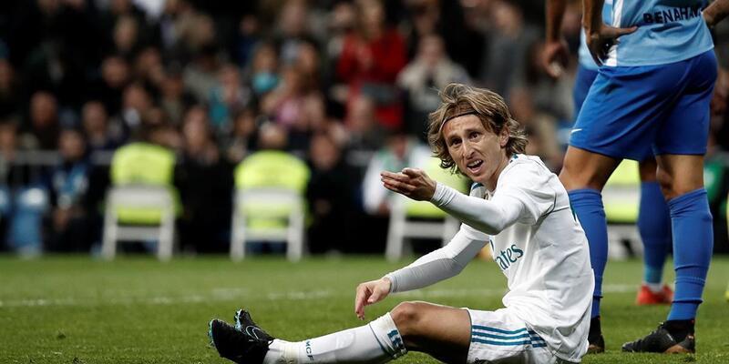 Real Madrid zorlansa da kazandı