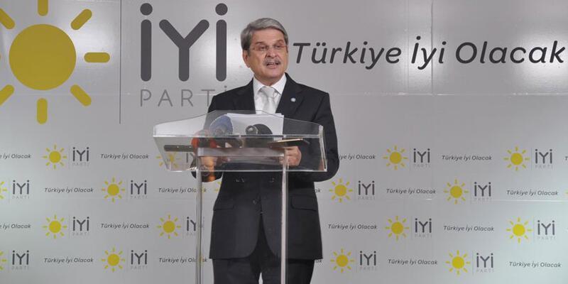 İYİ Parti Genel Sekreteri Çıray'dan 'Erdoğan'a gazilik verilsin' önerisine eleştiri