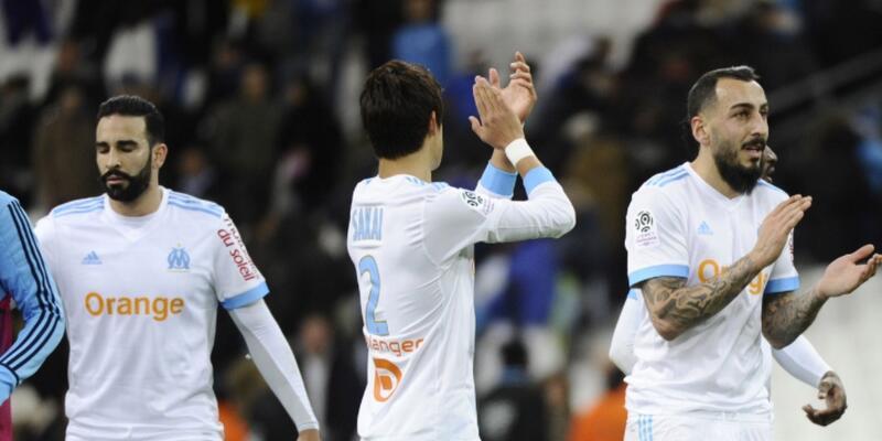 Marsilya tek golle kazandı