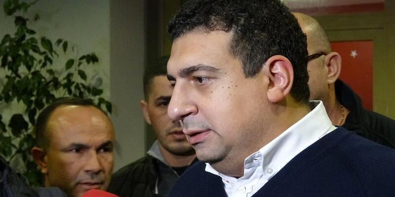 Ali Şafak Öztürk'ten hakeme tepki