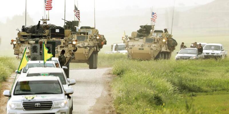 """""""ABD'nin YPG'ye silah göndermeyi durdurmasının sebebini açıklıyorum"""""""