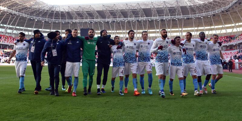 Trabzonspor Çalımbay ile gülüyor