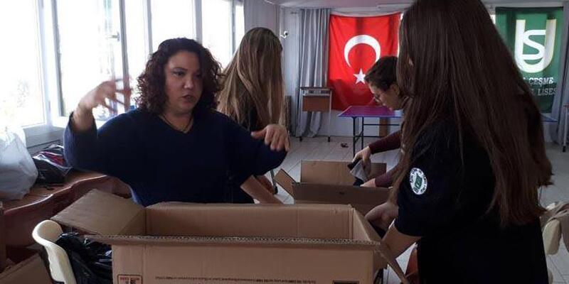 Şırnak'taki çocukları sevindirdi