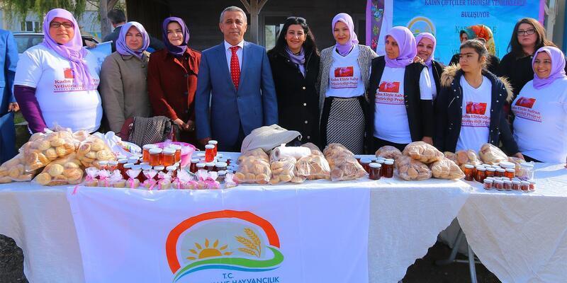 Osmaniye'de 'Safran Tarla Günü' etkinliği