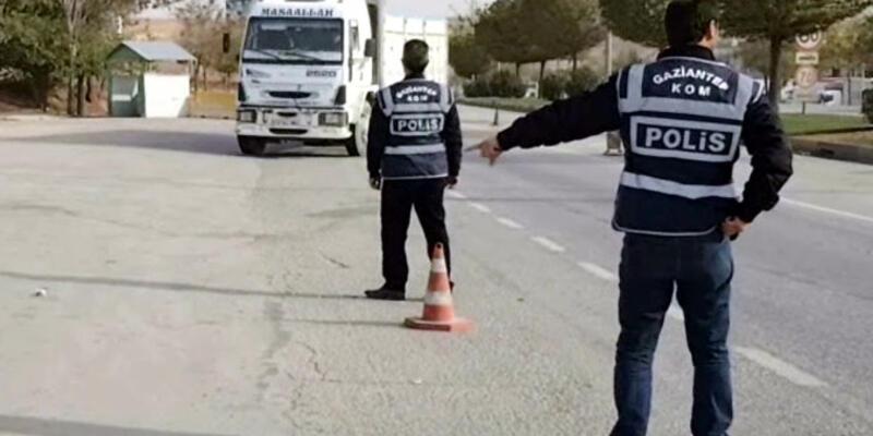 Gaziantep'te 61 bin kaçak sigaraya 2 gözaltı