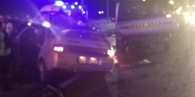 Amasya'da kaza: 2 ölü, 3 yaralı
