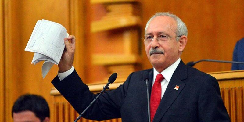CHP'li vekil Kılıçdaroğlu'nun belgeleri nereden bulduğunu açıkladı