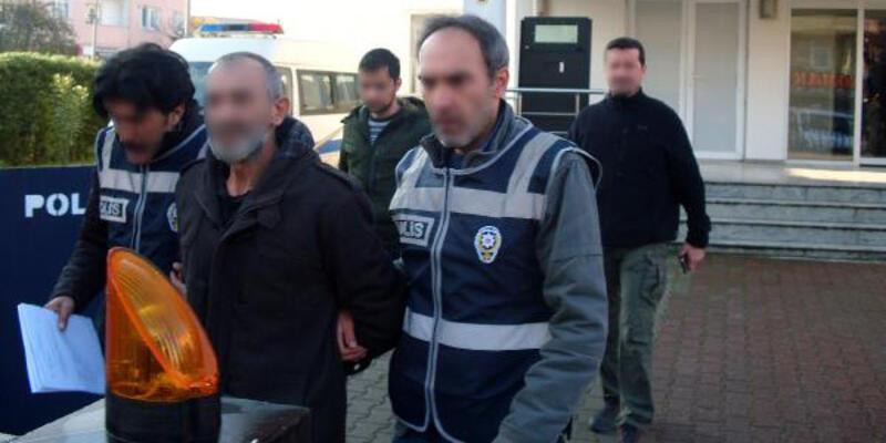 65 yıl hapis cezası ile aranan firari yakalandı