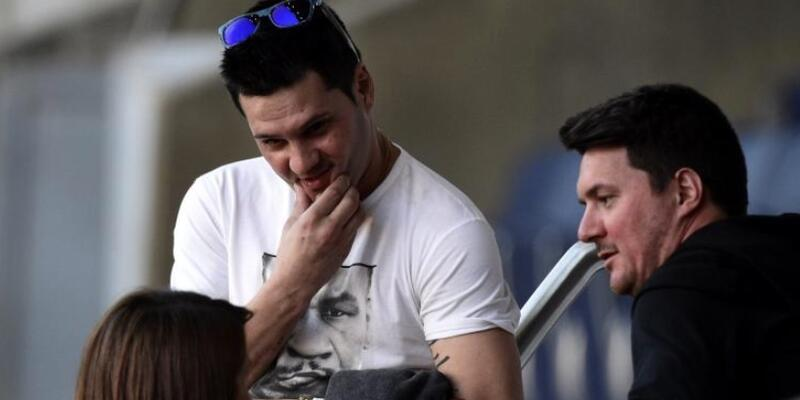 Lionel Messi'nin ağabeyi Matias kaza geçirdi