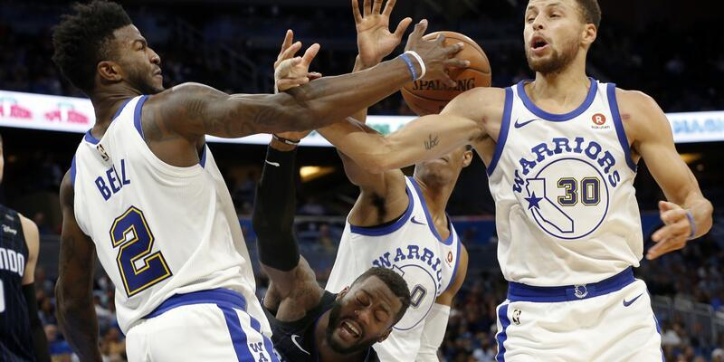 NBA: Warriors rahat kazandı