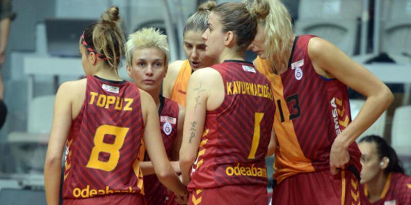 Çukurova Basketbol: 78 - Galatasaray: 79