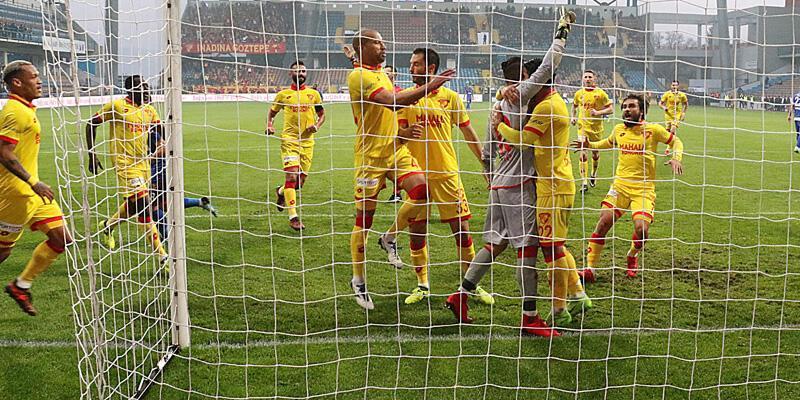 Süper Lig: Kardemir Karabükspor: 0 - Göztepe: 1 (Maç sonucu)